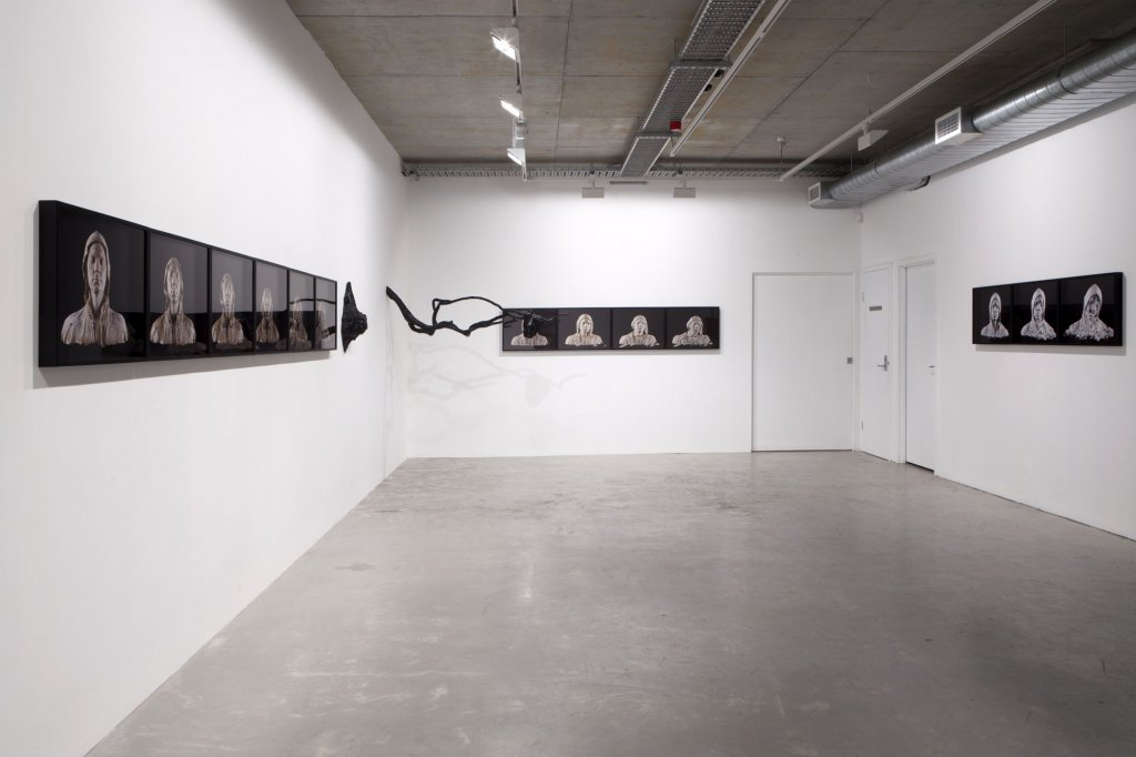 <p>Tim Silver, <em>Everything in its right place,</em> 2011, installation view</p>