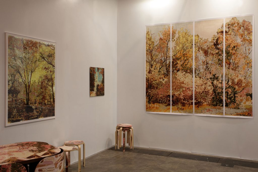 Gary Carsley | Art Hong Kong (installation view) 2009