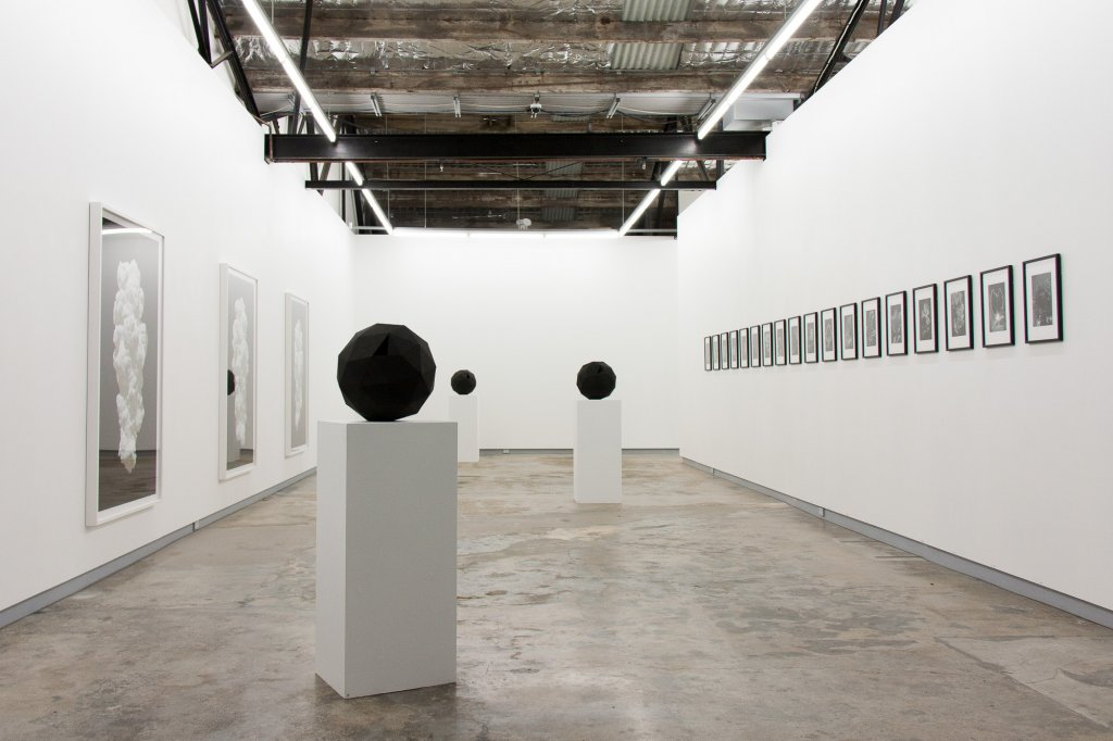 David Haines | <em>Cosmic Vapour</em> (installation view) 2010
