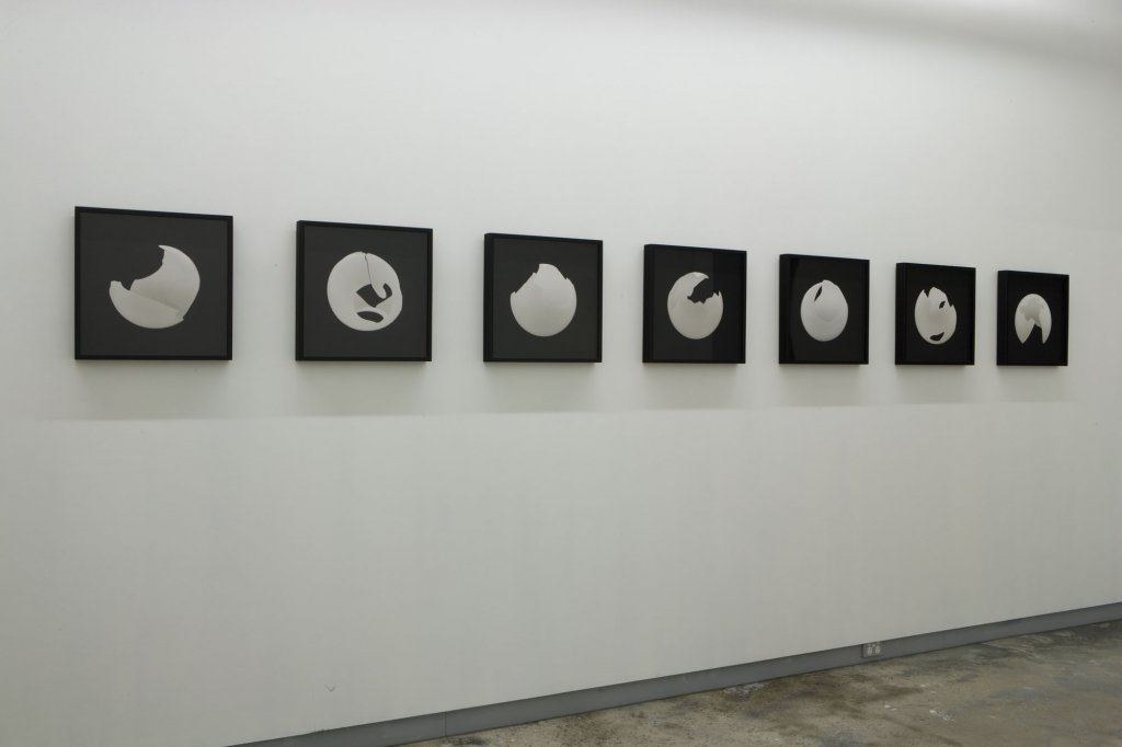 Debra Phillips | <em>Blow</em> series (installation view) 2009