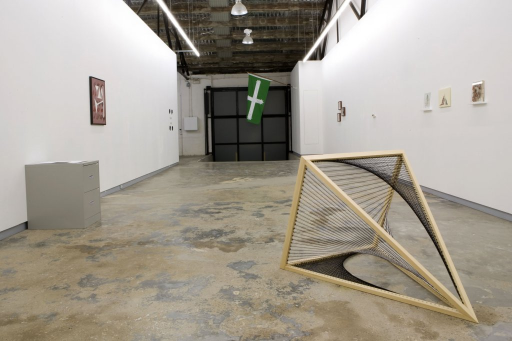 <p><em>Group show</em> | installation view, 4 February – 6 March 2010</p>