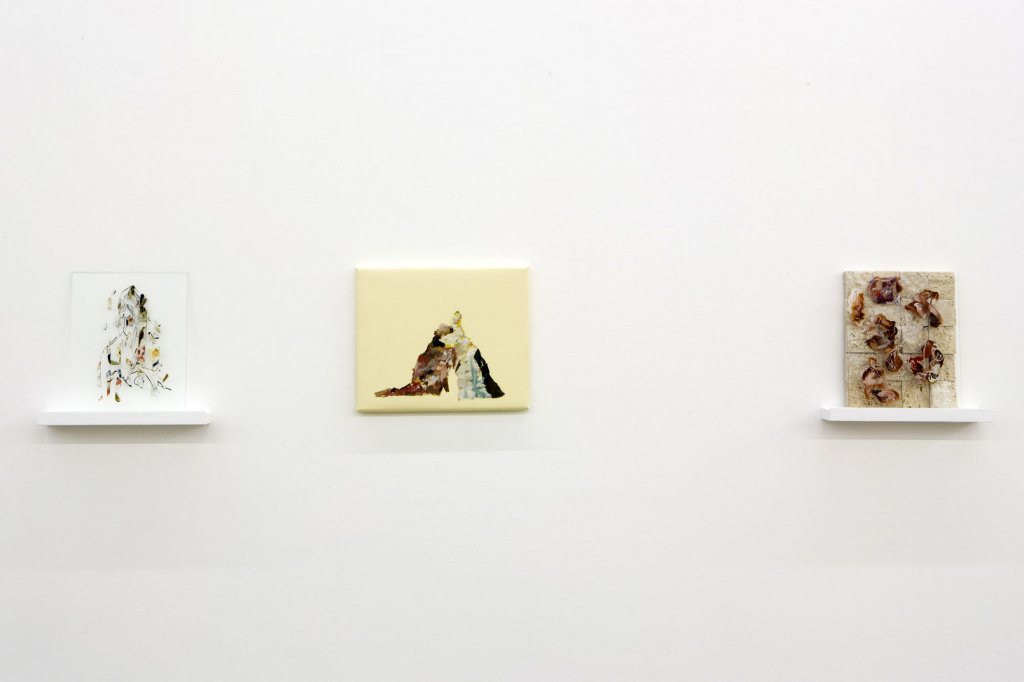 <em>Group show</em> | Mary MacDougal (installation view) 2010