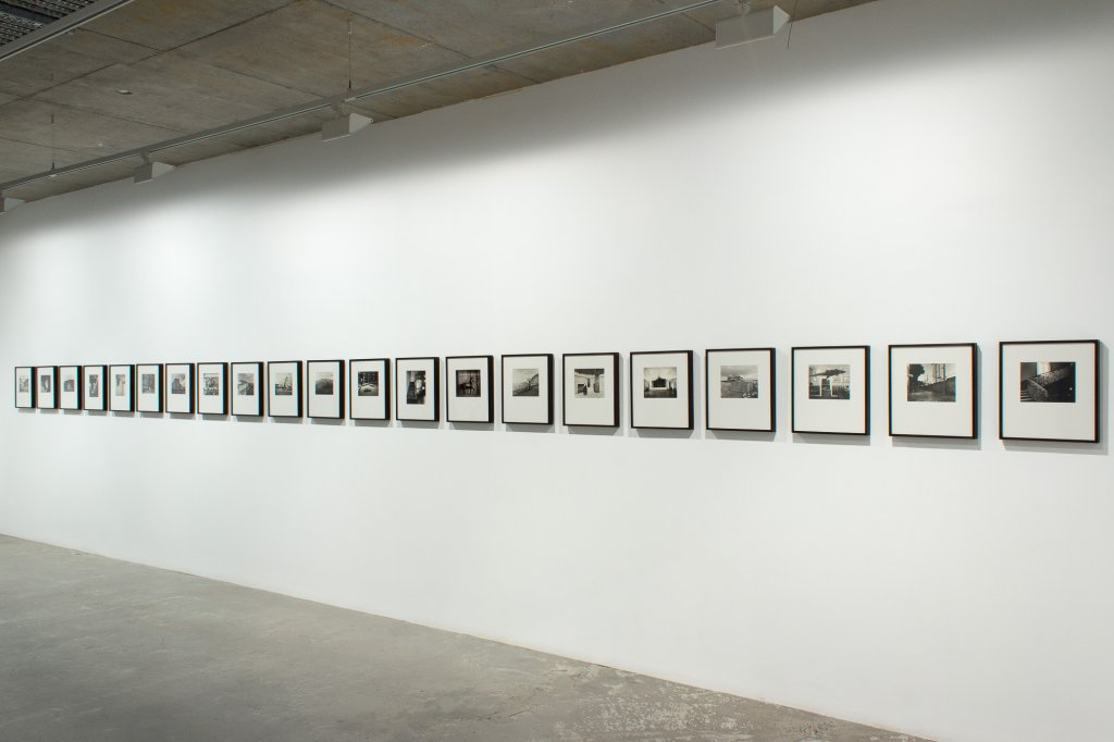 Jane Brown, <em>Island of the Colourblind</em>, 2013, installation view