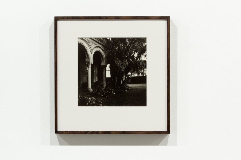 <div>Jane Brown, <em>Lathamstowe</em>, 2011–13, fibre-based, gelatin silver print, 46 x 44 cm frame, 26 x 27 cm image, edition of 7</div>