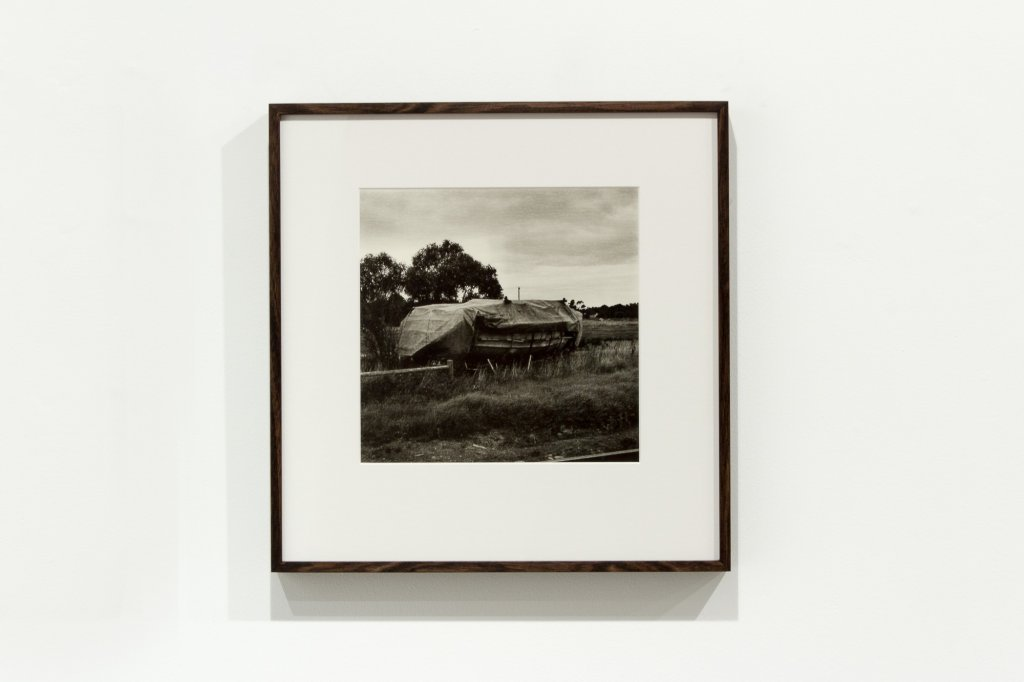 <div>Jane Brown, <em>Mooring</em>, 2011–13, fibre-based, gelatin silver print, 46 x 44 cm frame, 26.5 x 26.5 cm image, edition of 7</div>