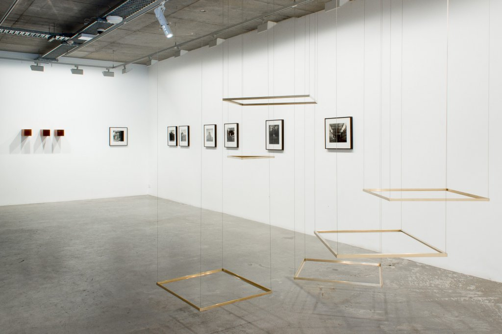 <em>From light, forms</em>, Jane Brown and Sarah Smuts-Kennedy, 2013, installation view