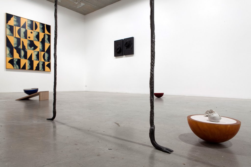 RELATIONSHIPPAL | Mitch Cairns, Susan Jacobs, Tim Silver, 2013, installation view