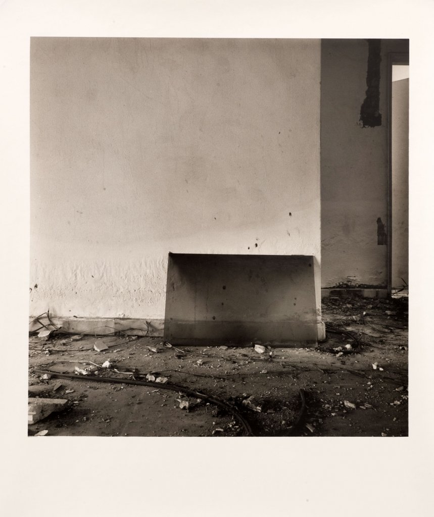 Simryn Gill <em>My own private Angkor 11 </em>2007–9 silver gelatin photographs 69 x 61 cm