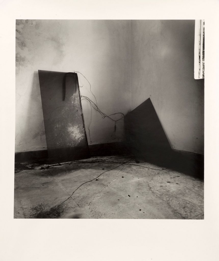 Simryn Gill <em>My own private Angkor 14 </em>2007–9 silver gelatin photographs 69 x 61 cm