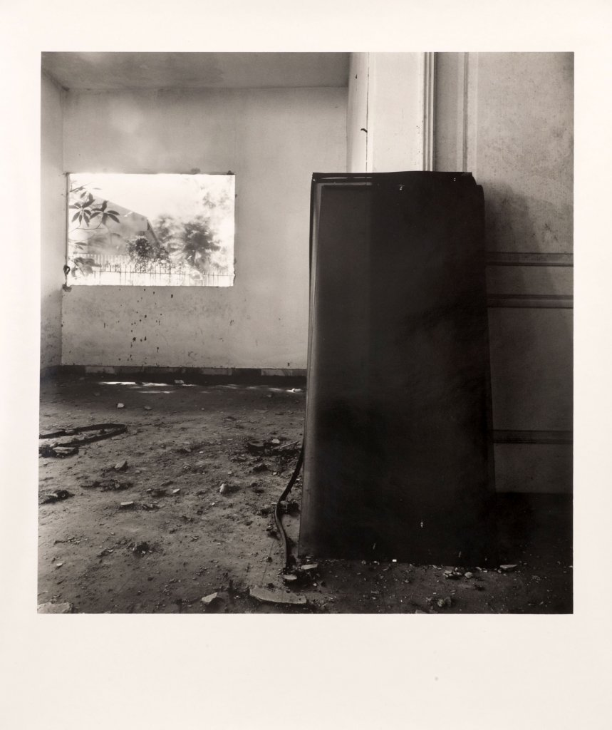 Simryn Gill <em>My own private Angkor 15 </em>2007–9 silver gelatin photographs 69 x 61 cm