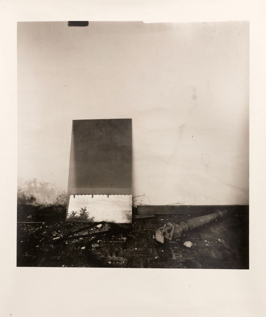 Simryn Gill <em>My own private Angkor 16 </em>2007–9 silver gelatin photographs 69 x 61 cm