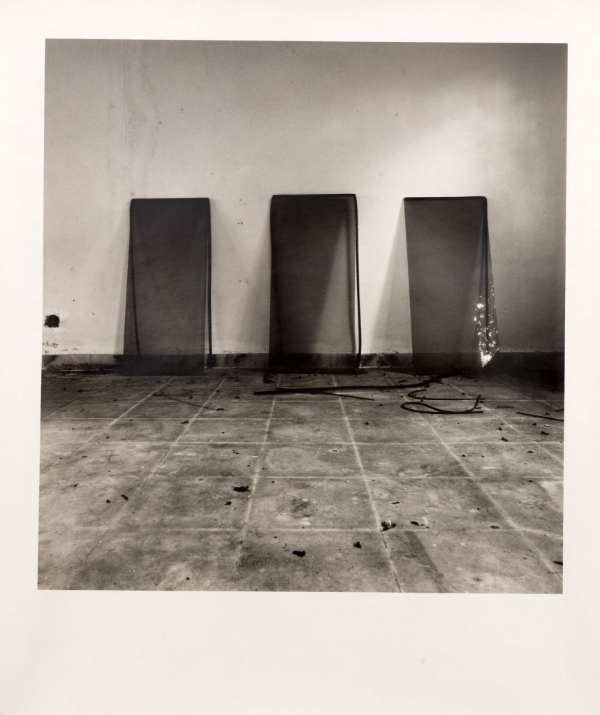 Simryn Gill <em>My own private Angkor 17 </em>2007–9 silver gelatin photographs 69 x 61 cm