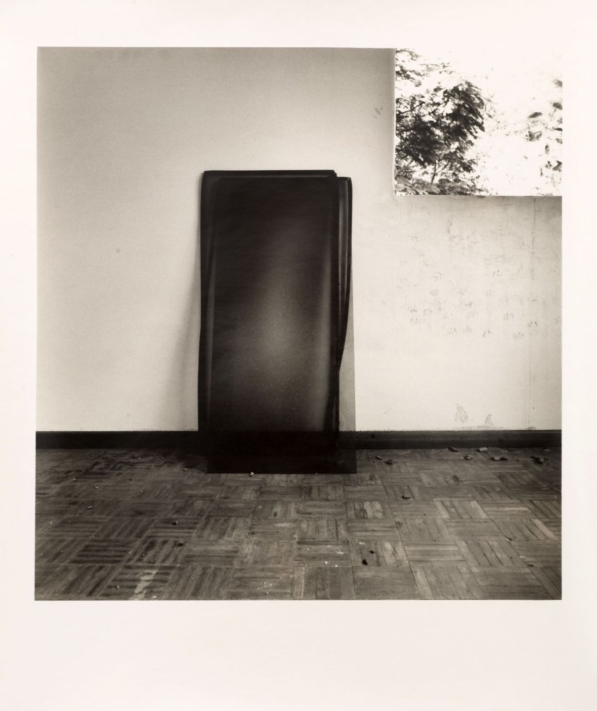 Simryn Gill <em>My own private Angkor 19 </em>2007–9 silver gelatin photographs 69 x 61 cm