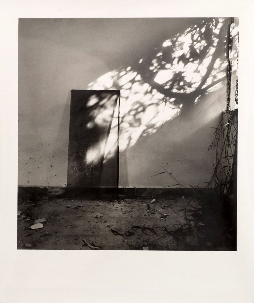 Simryn Gill <em>My own private Angkor 20 </em>2007–9 silver gelatin photographs 69 x 61 cm