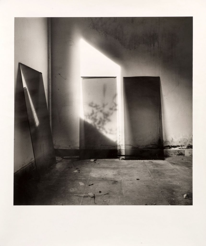Simryn Gill <em>My own private Angkor 21 </em>2007–9 silver gelatin photographs 69 x 61 cm
