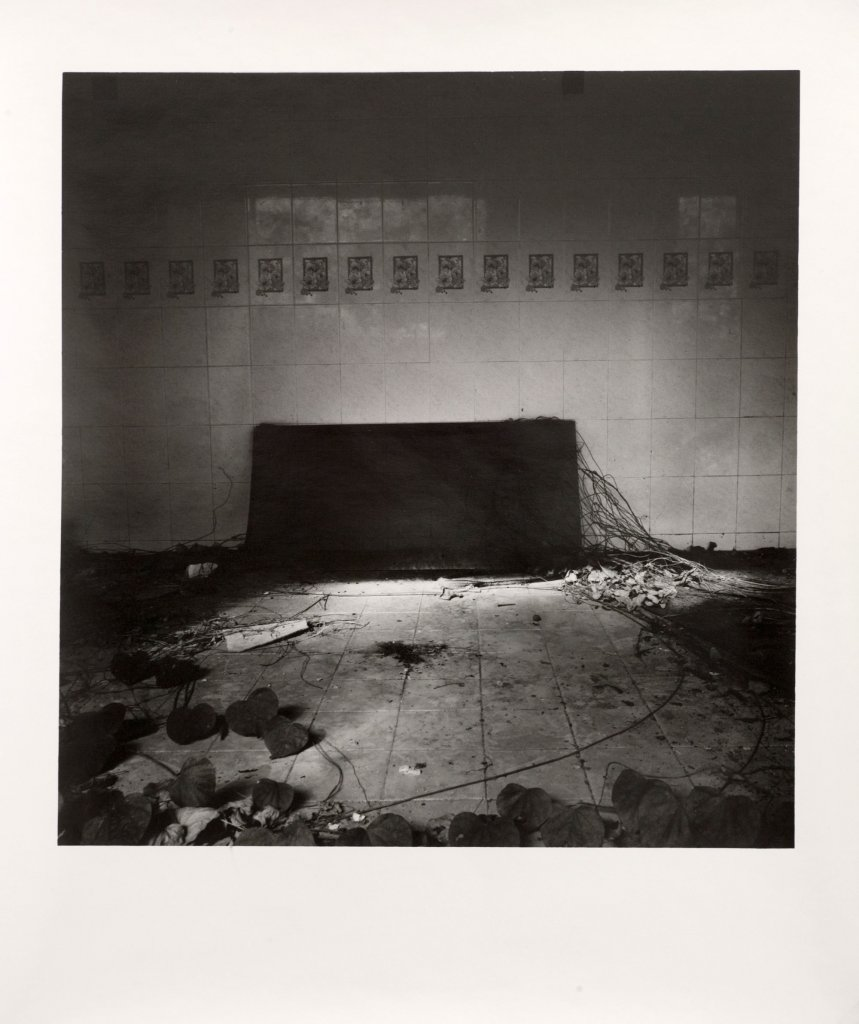 Simryn Gill <em>My own private Angkor 23 </em>2007–9 silver gelatin photographs 69 x 61 cm
