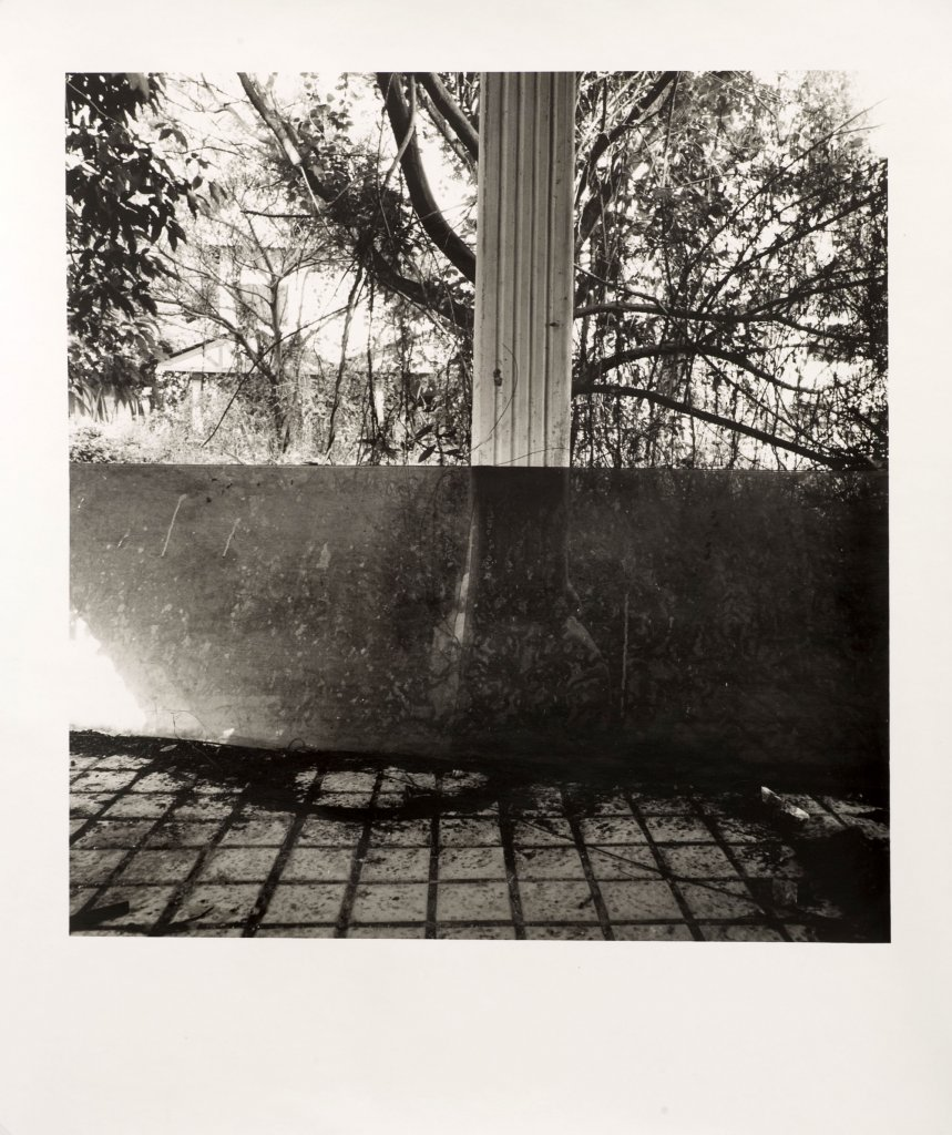 Simryn Gill <em>My own private Angkor 24 </em>2007–9 silver gelatin photographs 69 x 61 cm
