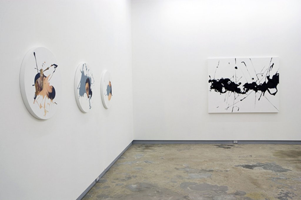 Stephanie Smeidt | Painting (installation view) | 2008